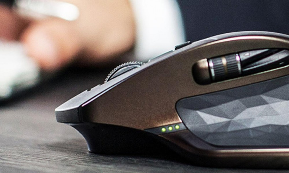 New mouse: Logitech MX Master | Mad Web Skills | Web design